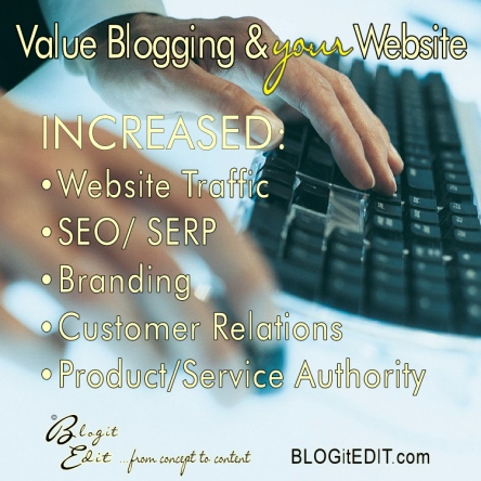 BlogitEdit.com Blogging Value Meme